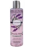 Jeanne en Provence Lavande Levandule výživný sprchový olej 250 ml