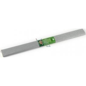 Koh-i-Noor Krepový papír 50 x 200 cm, stříbrný