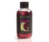 Millefiori Milano Natural Grape Cassis - Hrozny a černý rybíz Náplň difuzéru pro vonná stébla 500 ml