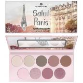 Essence Salut Paris paletka očních stínů 02 13,5 g