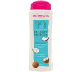 Dermacol Coconut Oil Revitalising revitalizační tělové mléko 400 ml