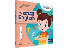 Albi Kouzelné čtení interaktivní kniha My Very first English, věk 2 - 5