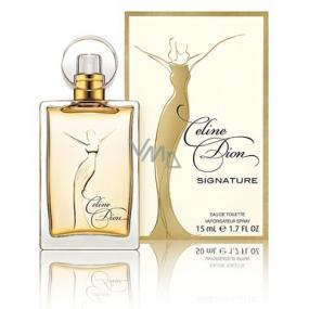 Celine Dion Signature toaletní voda pro ženy 15 ml