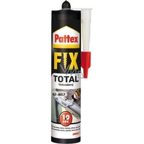Pattex Total Fix PL70 Bílé vodovzdorné lepidlo k lepení, tmelení a fixování na bázi polymeru 440 g