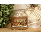 Lima Aroma Dreams Antitabac aromatická svíčka sklenička s víčkem 300 g