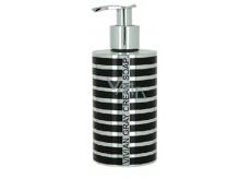 Vivian Gray Stripes Silver luxusní tekuté mýdlo 250 ml