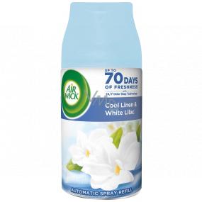 Air Wick FreshMatic Max Svěží Prádlo & Bílý Šeřík náhradní náplň 250 ml