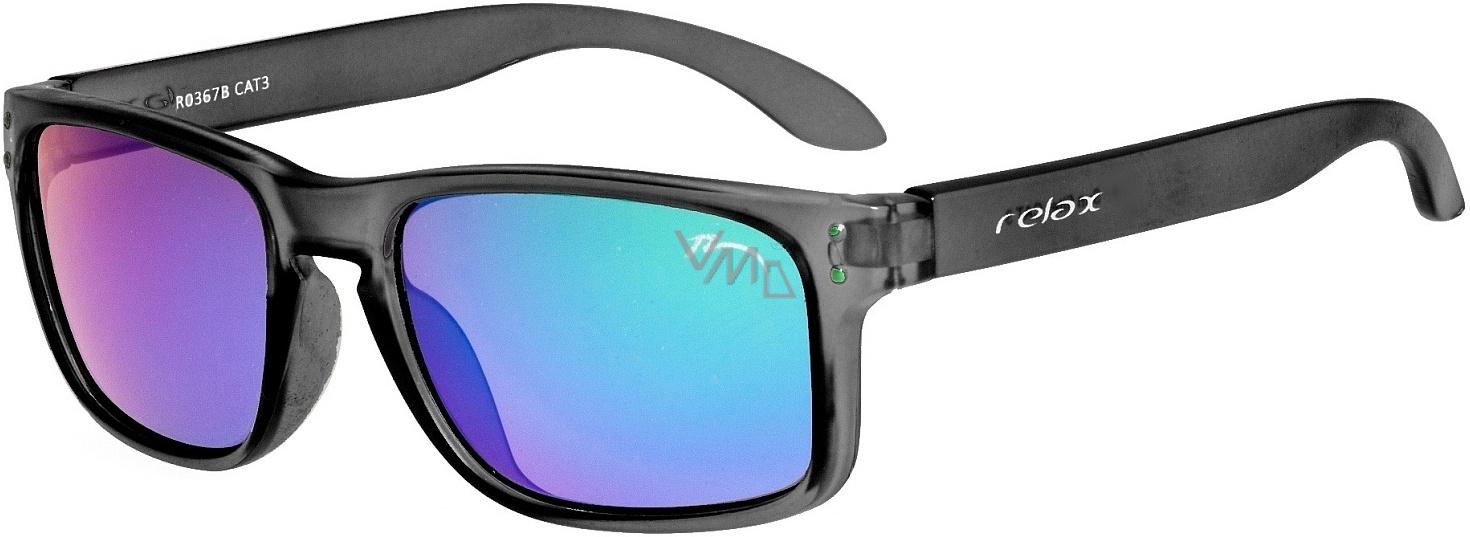 2ce8f2f8e Relax Melite Sluneční brýle pro děti R3067B - VMD drogerie