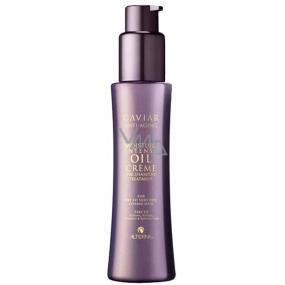 Alterna Caviar Moisture Intense Oil Créme Pre-Shampoo Treatment kaviárová před šamponová podkladová péče pro intenzivní hydrataci 125 ml