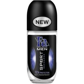 Fa Men Sport Recharge kuličkový antiperspirant deodorant roll-on pro muže 50 ml