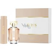 Hugo Boss Boss The Scent for Her parfémovaná voda 100 ml + tělové mléko 200 ml, dárková sada