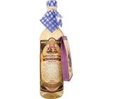 Bohemia Gifts & Cosmetics Babiččino víno k maceraci bílé - černý bez plod 750 ml