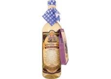 Bohemia Babičino víno k maceraci bílé - černý bez plod 750 ml