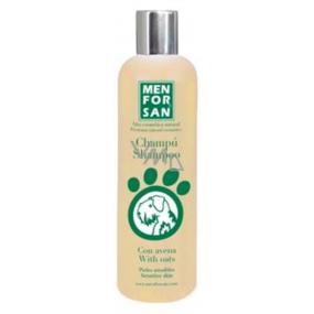 MenForSan Oves přírodní šampon pro psy s citlivou srstí 300 ml