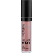 Catrice Velvet Matt Lip Cream krém na rty 010 Midnude Season 3,4 ml