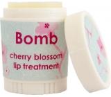 Bomb Cosmetics Třešňový květ - Cherry Blossom Balzám na rty 4,5 g