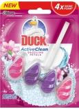 Duck Active Clean Dazzling Petals WC závěsný čistič s vůní 38,6 g