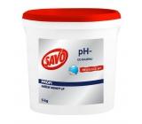 Savo pH- Snížení hodnoty pH v bazénu 5 kg