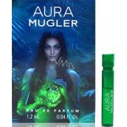 Thierry Mugler Aura parfémovaná voda pro ženy 1,2 ml s rozprašovačem, Vialka