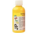 JP arts Barva na textil na světlé materiály, základní odstíny 1. Žlutá 50 g
