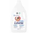 Lovela Baby Bílé prádlo Hypoalergenní, jemný tekutý prací přípravek 32 dávek 2,9 l