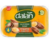 Dalan Organic Argan Oil glycerinové mýdlo 100 g
