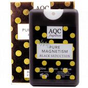 AQC Fragrances Pure Magnetism Black Seduction toaletní voda pro ženy 20 ml