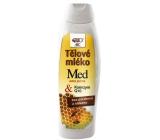 Bione Cosmetics Med a Q10 výživné tělové mléko 500 ml