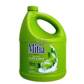 Mitia Olive & Milk tekuté mýdlo 5 l