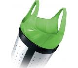 Fino Color sáčky na odpadky s uchy zelené 35 l 49 x 60 cm 8 µm 30 kusů