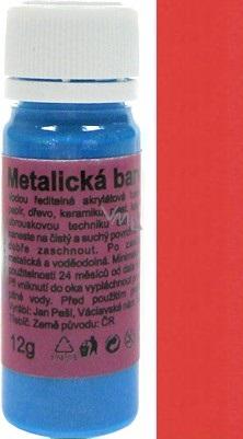 Artemiss Univerzální barva 52 metalická červená 12 g