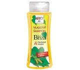 Bione Cosmetics Bříza & Panthenol šampon na vlasy 255 ml