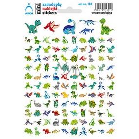 Arch Školní mini samolepky dinosaurus 180