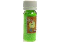 Art e Miss Sypací glitr pro dekorativní použití Fosforově zelený 14 ml