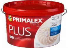 Primalex Plus Bílý vnitřní malířský nátěr 15 kg