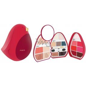 Pupa Bird 4 Make-up kazeta pro líčení obličeje, očí a rtů 003 28,7 g