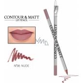 Revers Contour & Matt Lip Pencil konturovací tužka na rty 06 Nude 2 g