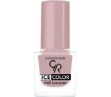 Golden Rose Ice Color Nail Lacquer lak na nehty mini 184 6 ml