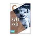 Albi Kvízy do kapsy Svět psů 50 karet, věk: 12+