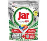 Jar Platinum Plus All in One Lemon kapsle do myčky nádobí 37 kusů