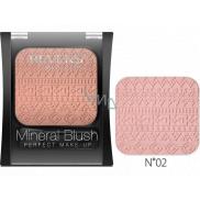 Revers Mineral Blush Perfect Make-up tvářenka 02, 7,5 g