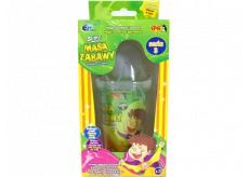 Joker Slimy Sliz se svítící a hrací kuličkou žlutý 140 g