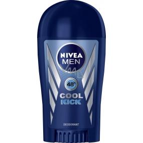Nivea Men Cool Kick antiperspirant deodorant stick pro muže 40 ml