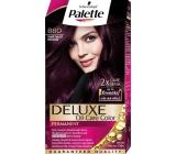 Schwarzkopf Palette Deluxe barva na vlasy 880 Tmavě fialová 115 ml