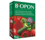 Biopon Rajčata, okurky a zeleninu hnojivo 1 kg