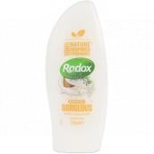 Radox Gorgeous Coconut s vůní kokosu sprchový gel 250 ml