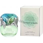 Van Cleef & Arpels Aqua Oriens toaletní voda pro ženy 50 ml