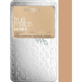 Loreal Paris True Match Genius 4v1 Super Smart Foundation make-up 1.5 Linen 7 g