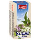 Apotheke Na kašel s eukalyptem čaj 20 x 1,5 g