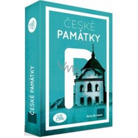 Albi Kvízy do kapsy České památky 50 karet
